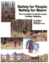 Bear Spray Instruction Guide for Hunters
